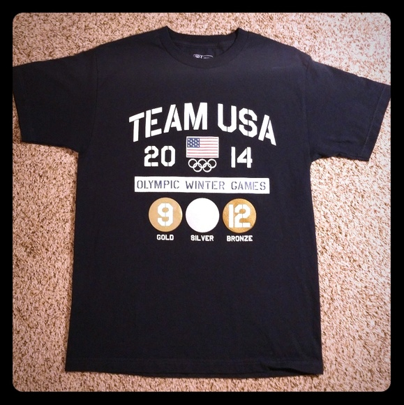 usa olympic shirt